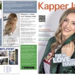 KapperJaap magazine voorjaar/zomer 2018